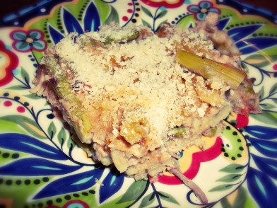 turkey asparagus