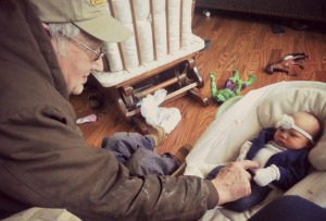 grandpa&char